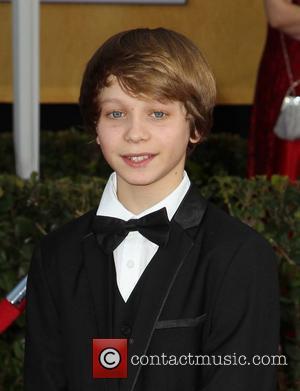 Daniel Huttlestone - 19th Annual Screen Actors Guild (SAG) Awards - Arrivals Los Angeles California USA Sunday 27th January 2013