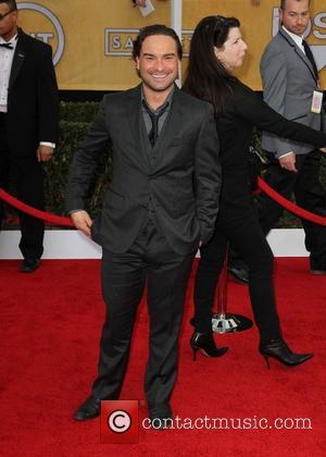 Johnny Galecki - 19th Annual Screen Actors Guild (SAG) Awards - Arrivals Los Angeles California USA Sunday 27th January 2013