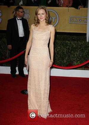 Kerry Bishe - 19th Annual Screen Actors Guild (SAG) Awards - Arrivals Los Angeles California USA Sunday 27th January 2013