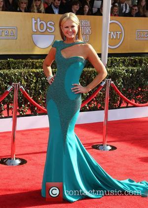 Nancy O'Dell - 19th Annual Screen Actors Guild (SAG) Awards - Arrivals Los Angeles California USA Sunday 27th January 2013