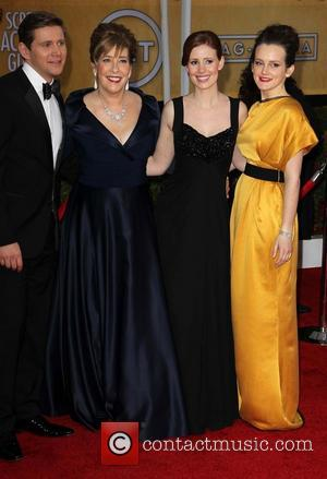 Phyllis Logan, Allen Leech, Amy Nuttall and Sophie McShera - 19th Annual Screen Actors Guild (SAG) Awards - Arrivals Los...