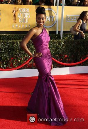 Teyonah Parris - 19th Annual Screen Actors Guild (SAG) Awards - Arrivals Los Angeles California USA Sunday 27th January 2013
