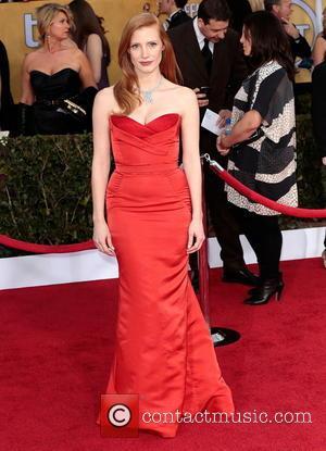 Screen Actors Guild, Jessica Chastain