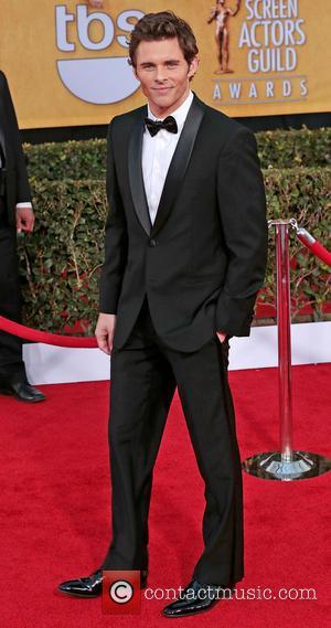 James Marsden - 19th Annual Screen Actors Guild (SAG) Awards held at the Shrine Auditorium - Arrivals Los Angeles California...