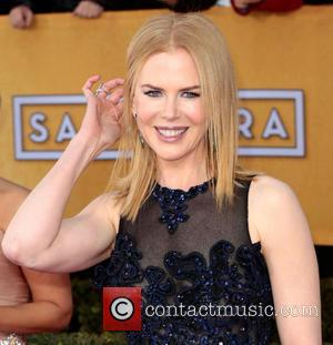Screen Actors Guild, Nicole Kidman