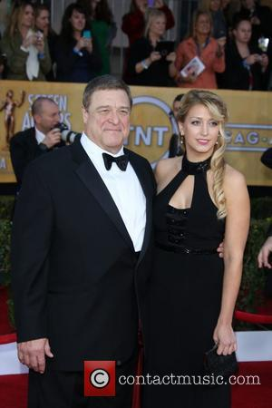 John Goodman and Anna Beth Hartzog - 19th Annual Screen Actors Guild (SAG) Awards held at the Shrine Auditorium -...