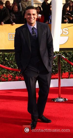 Mark Salling - Screen Actors Guild Awards Los Angeles California USA Sunday 27th January 2013