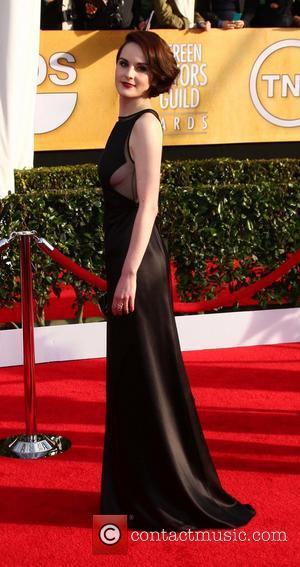 Michelle Dockery - Screen Actors Guild Awards Los Angeles California USA Sunday 27th January 2013