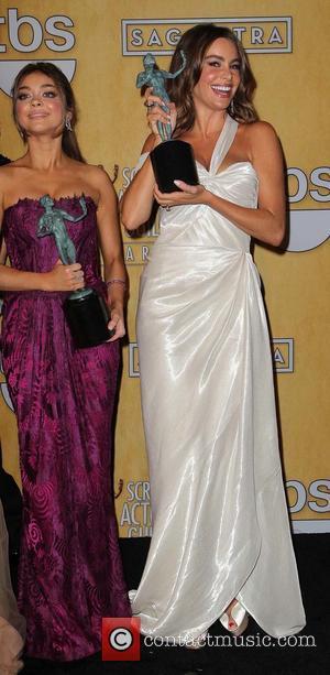 Sarah Hyland and Sofia Vergara