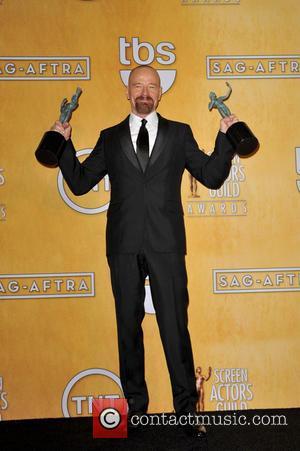 Bryan Cranston wins at the 2013 SAG Awards