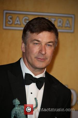 Alec Baldwin at Shrine Auditorium Screen Actors Guild