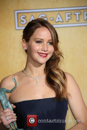 Jennifer Lawrence - 19th Annual Screen Actors Guild (SAG) Awards...