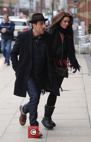 Chris Gascoyne and Alison King