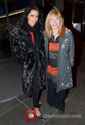 Carol Anthony and Toyah Willcox