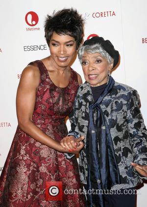 Angela Bassett and Ruby Dee - Premiere of 'Betty & Coretta' New York City USA Monday 28th January 2013