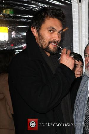 Jason Momoa and Walter Hill
