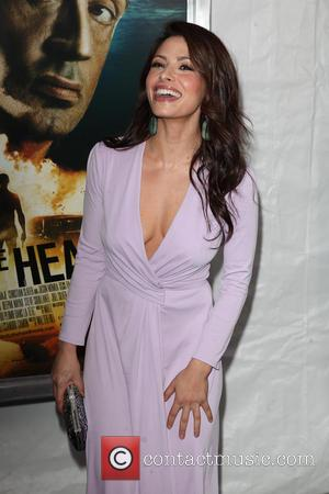 Sarah Shahi - Bullet to the Head Premiere New York City New York  United States Tuesday 29th January 2013