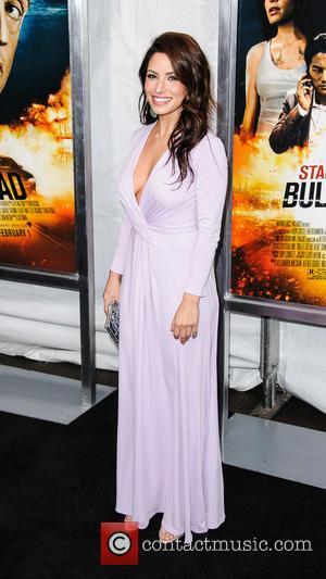 Sarah Shahi - New York premiere of 'Bullet to the Head' New York City NY United States Tuesday 29th January...