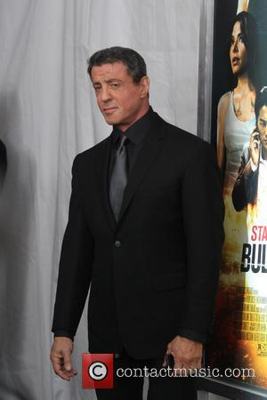 Sylvester Stallone - New York premiere of