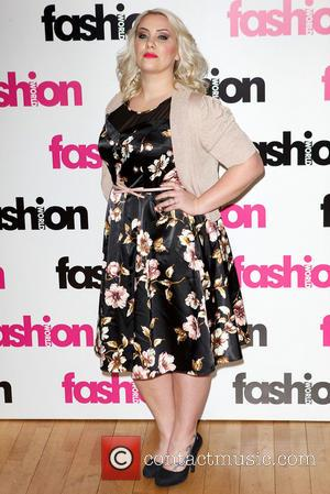 Claire Richards - The 'size and fit' womenswear brand ambassador announcement London United Kingdom Tuesday 29th January 2013