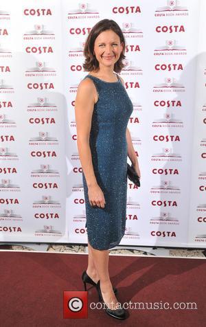 Katie Derham - Costa Book Award Winners - photocall London United Kingdom Tuesday 29th January 2013