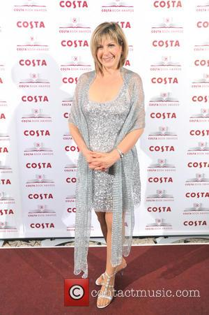 Penny Smith - Costa Book Award Winners - photocall London United Kingdom Tuesday 29th January 2013