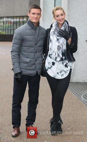 Catherine Tyldesley and Sam Witter