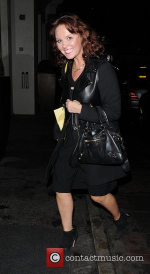 Charlie Brooks - Charlie Brooks At Her Hotel London United Kingdom Tuesday 29th January 2013