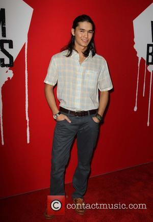 Booboo Stewart - Warm Bodies Premiere - Red Carpet Hollywood California USA Tuesday 29th January 2013