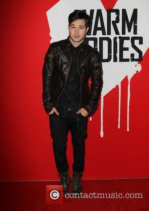 Cody Longo - Warm Bodies Premiere - Red Carpet Hollywood California USA Tuesday 29th January 2013