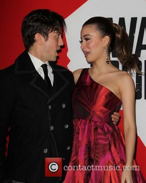 Jackson Rathbone and Christian Serratos - Warm Bodies Premiere - Red Carpet Hollywood California USA Tuesday 29th January 2013