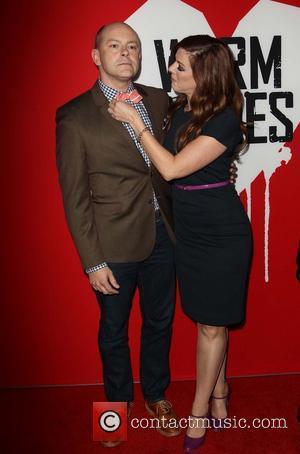 Rob Corddry and Sandra Corddry