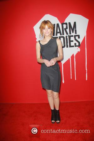 BellaThorne - Premiere Of Summit Entertainment's 'Warm Bodies' at the ArcLight Cinemas Cinerama Dome Los Angeles California United States Tuesday...
