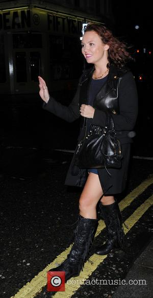 Charlie Brooks - Celebrities At Groucho London United Kingdom Wednesday 30th January 2013