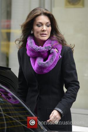 Lisa Vanderpump - Lisa Vanderpump is seen exiting the Trump Soho Hotel New York City New York  United States...