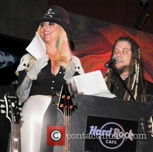 Maria Brink, Chris Howorth and In This Moment