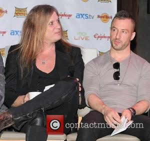 Sebastian Bach and Greg Puciato - Sabastian Bach and Greg Puciato Los Angeles California United States Wednesday 30th January 2013