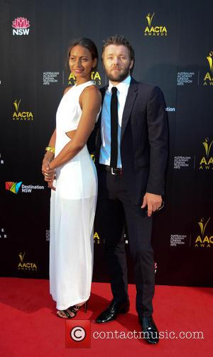 Joel edgerton and Alexis Blake - The 2nd AACTA Awards Ceremony in Sydney Sydney NSW Australia Wednesday 30th January 2013