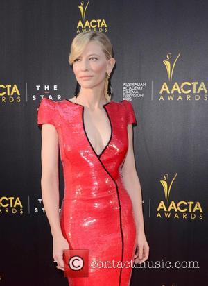 Cate Blanchett - The 2nd AACTA Awards Ceremony in Sydney  Sydney NSW Australia Wednesday 30th January 2013