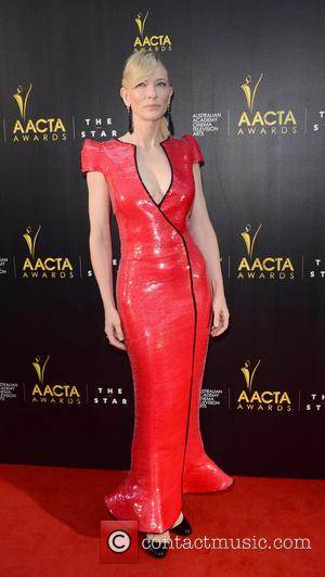 Cate Blanchett - The 2nd AACTA Awards Ceremony in Sydney  Sydney NSW Australia Wednesday 30th January 2013