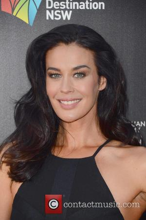 Megan Gale - The 2nd AACTA Awards Ceremony in Sydney  Sydney NSW Australia Wednesday 30th January 2013