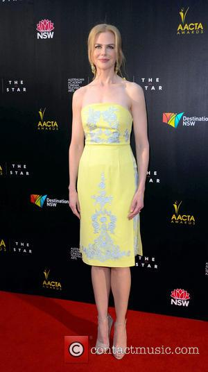 Nicole Kidman - The 2nd AACTA Awards Ceremony in Sydney  Sydney NSW Australia Wednesday 30th January 2013