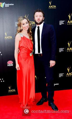 JOEL EDGERTON  : FELICITY PRICE - The 2nd AACTA Awards Ceremony in Sydney Sydney NSW Australia Wednesday 30th January...