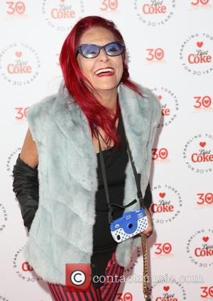 Patricia Field - Diet Coke 30th anniversary party London England United Kingdom Wednesday 30th January 2013
