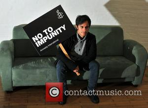 Gael Garcia Bernal Backs Amnesty Campaign