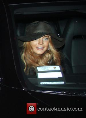 Feeling Better? Lindsay Lohan Returns To La For Court Date After Sick Note Incident (Photos)