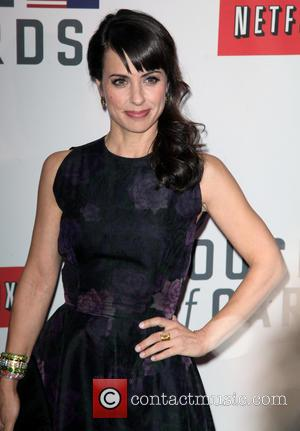 Constance Zimmer - New York Premiere of 'House Of Cards' New York City NY United States Wednesday 30th January 2013