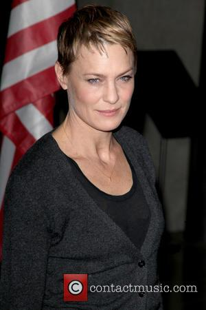 Robin Wright - New York Premiere of 'House Of Cards' New York City NY United States Wednesday 30th January 2013