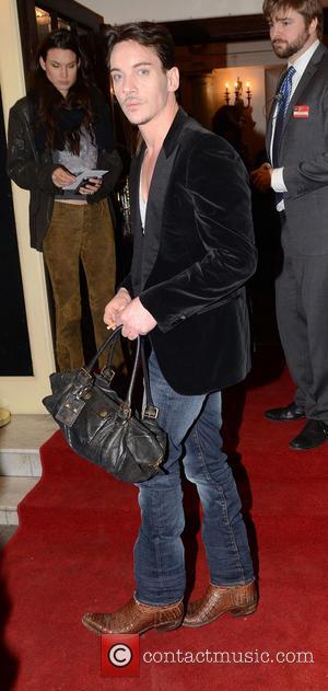 Jonathan Rhys Meyers - Harold Pinter Theatre London United Kingdom Thursday 31st January 2013
