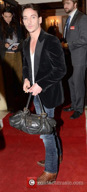 Jonathan Rhys Meyers - Harold Pinter Theatre London United Kingdom Thursday 31st January 2013